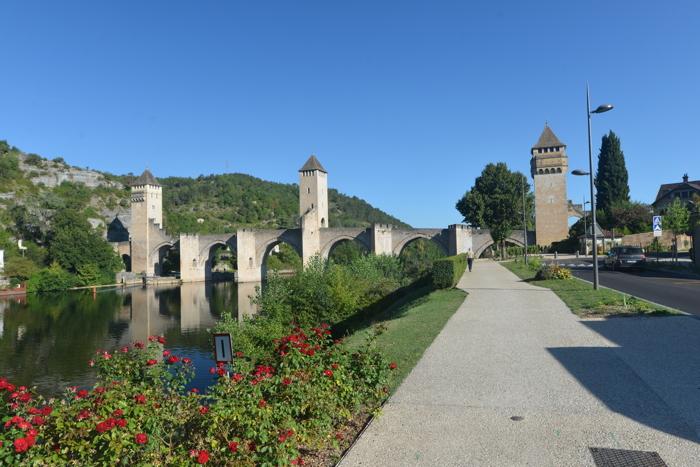 — Pont Valentré — Cahors —