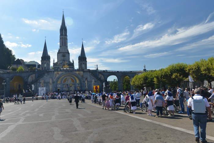 Basiliques Notre-Dame-du-Rosaire et de l'Immaculée-Conception — Lourdes