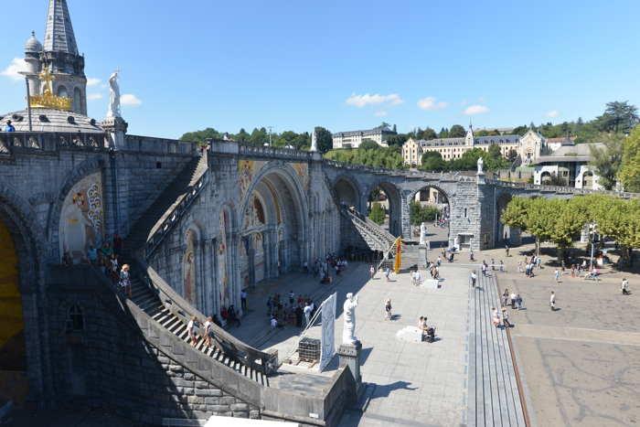 Basilique du Rosaire — Lourdes