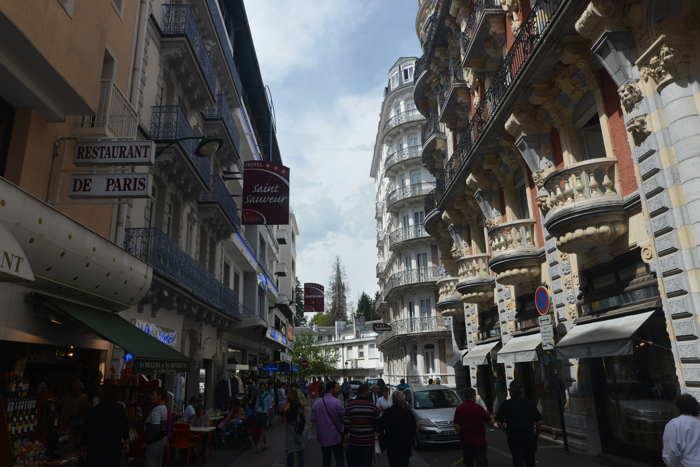 Rue Sainte marie — Lourdes