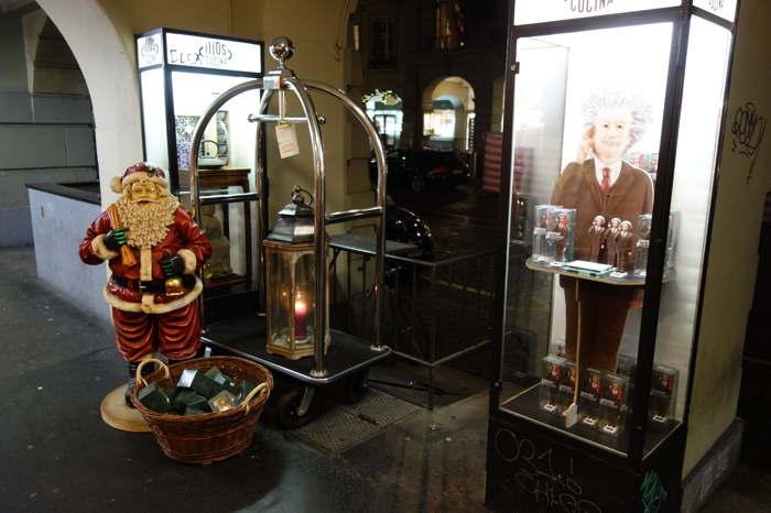 — Arcade — Kramgasse — Bern/Berne —