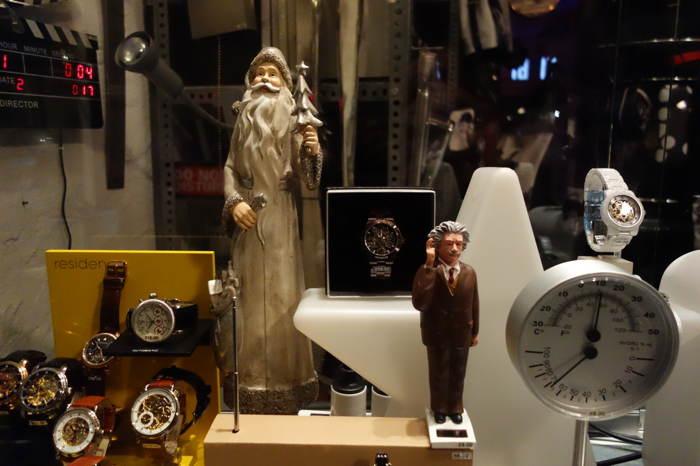 — Vitrine de bijouterie — Kramgasse — Bern/Berne —