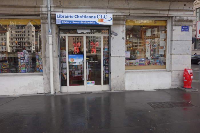 — Librairie chrétienne — Lyon —