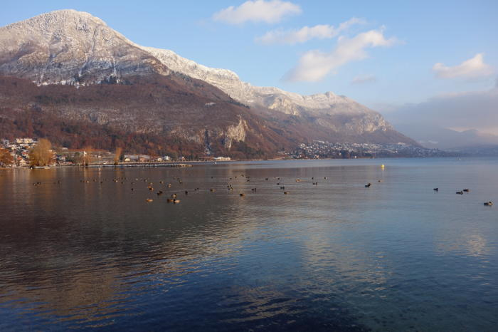 — Lac d'Annecy — Annecy (74) —