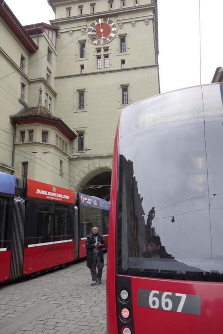 Tram n°667 — Bern/Berne