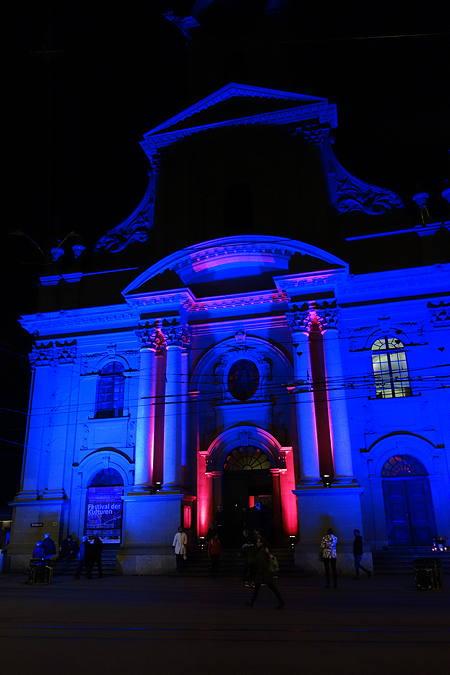 Eglise du Saint-Esprit — Nuit des musées — Bern/Berne