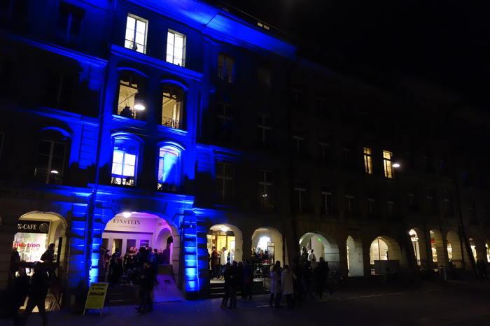 Maison d'Einstein — Nuit des musées — Bern/Berne