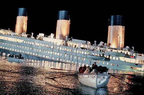 "Film ""Titanic"" de James Cameron"