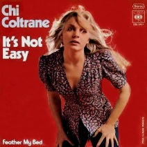 Single vinyle Chi Coltrane