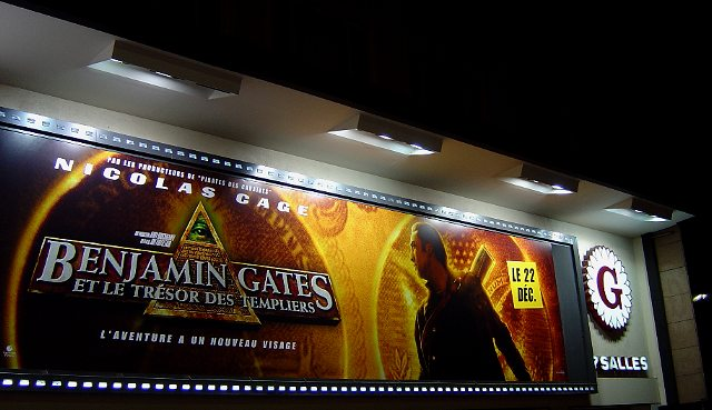 Film Benjamin Gates