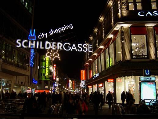 Schildergasse à Cologne