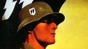 soldat et sigle SS