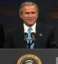Président Bush