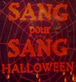 Halloween chez Yves Rocher 1