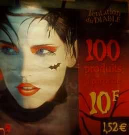Halloween chez Yves Rocher 2