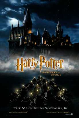 Harry Potter affiche du film