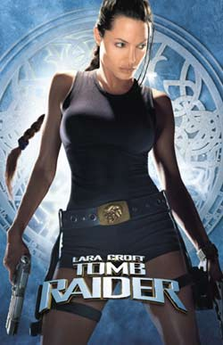 Film lara Croft/tomb raider