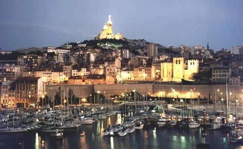 Marseille de nuit