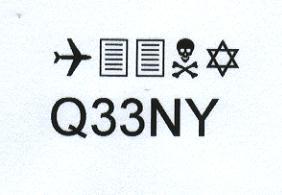 q33ny en police wingdings