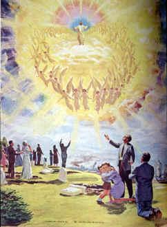 Retour en Gloire de Jésus-Christ