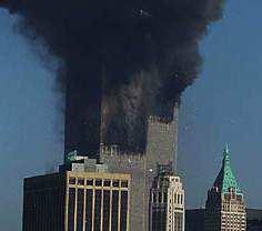 tête de Satan sur WTC