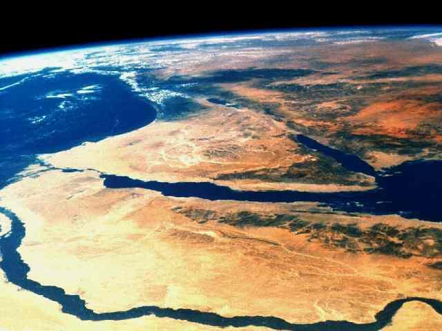 Israël et Golfe Persique
