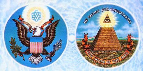 sceau des Etats-Unis