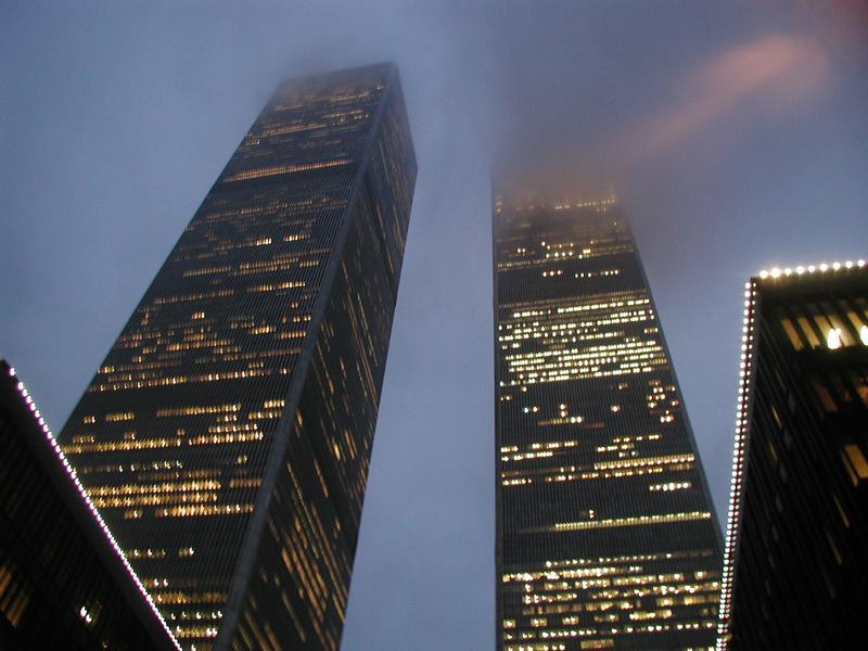 world street center 11 septembre