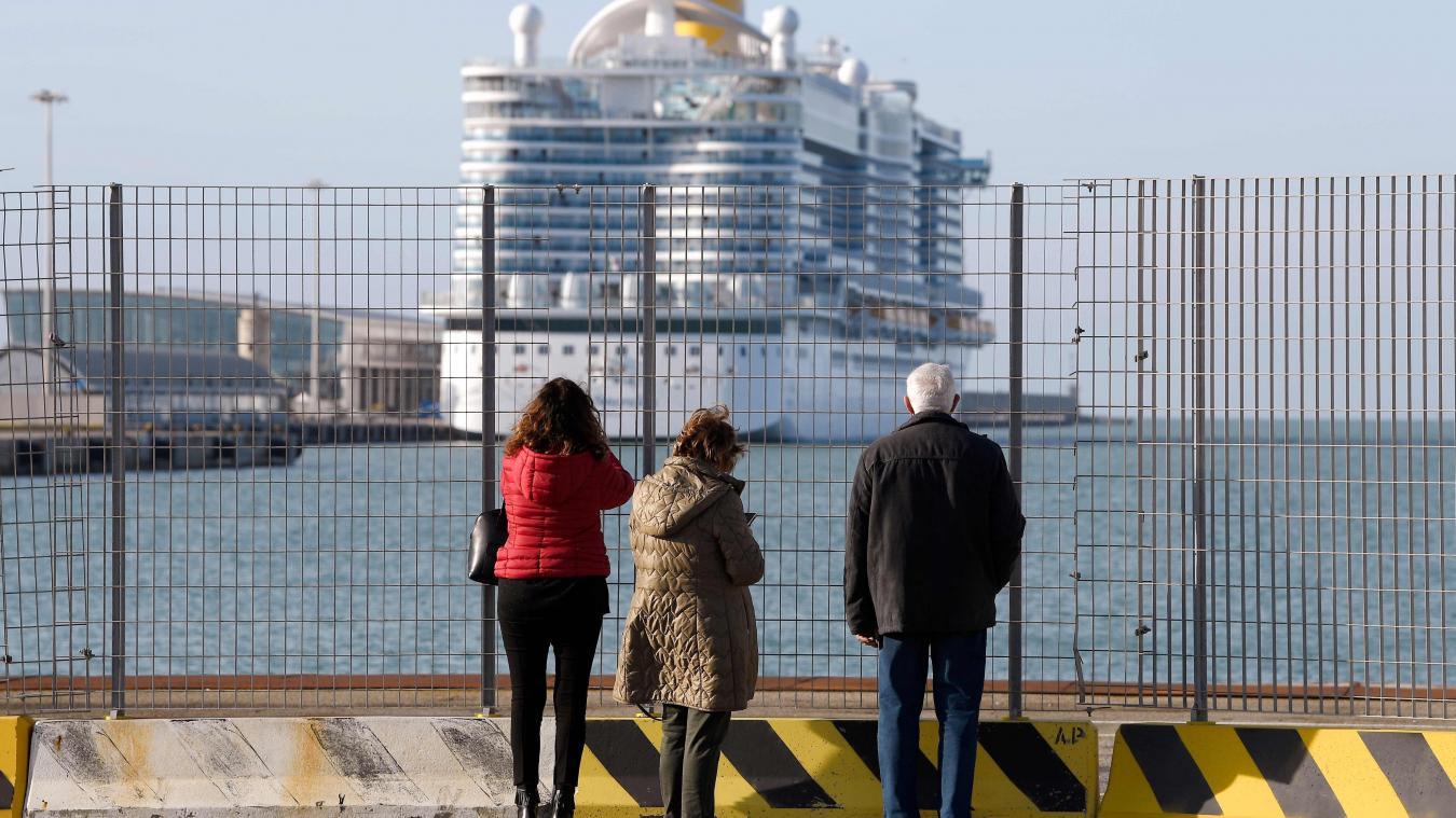 Coronavirus, un navire italien capturé en Thaïlande. Près de 100 000 infections dans le monde