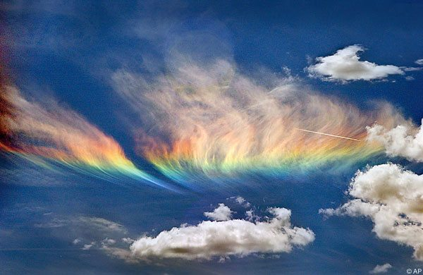 halo circumhorizontal
