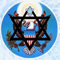 Águila y estrellas dólar de EE.UU.