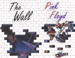 LP The Wall Pink Floyd