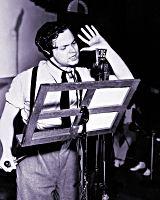 Orson Wells au micro