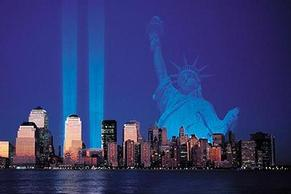 Poster commemoration WTC