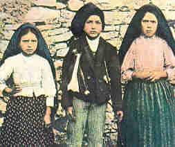 Voyants de Fatima