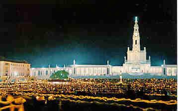 Basilique de Fatima