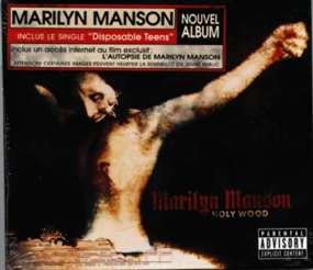 CD Marilyn Manson