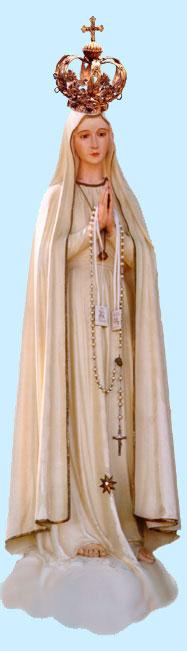 Statue de Vierge
