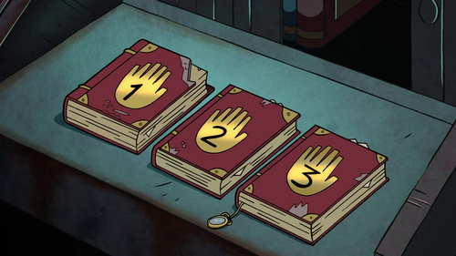 "Mains à six doigts  Capture d'écran: série ""Gravity Falls"" sur Disney channel 411"
