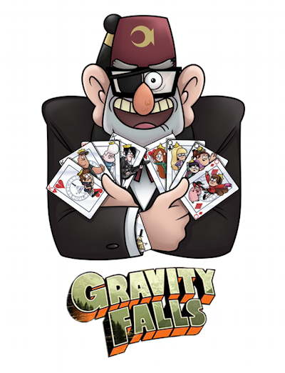 "Grand Tonton Stan/Satan: ""Gravity Falls"""