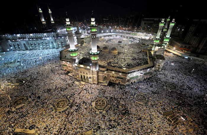 Pélerinage à la Mecque en Octobre 2013