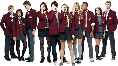TV - House of Anubis