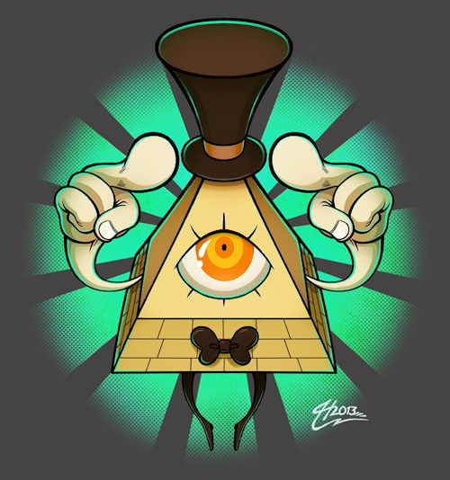 Deviant art: Bill Cypher