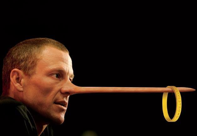 Lance Armstrong... et ses mensonges