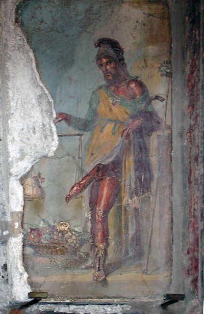 """""""Priape"""", dieu de la fécondité"""