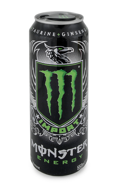 Boisson Energy Monster
