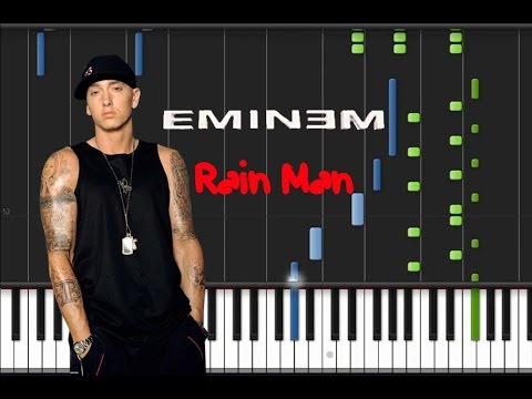 """""""Rain Man"""" d'Eminem"""