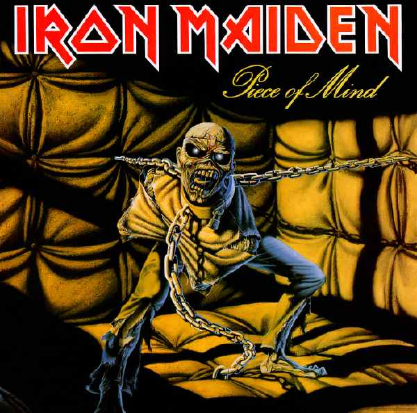 """Piece of mind"" par Iron Maiden"