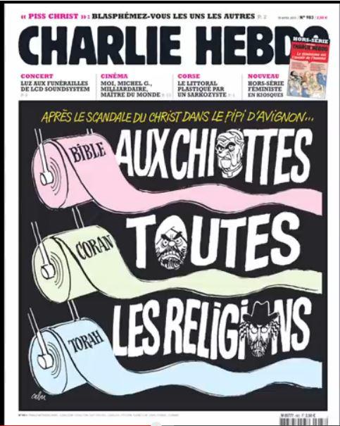 Charlie Hebdo N°983 - 20 avril 2011