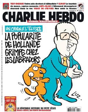 Charlie Hebdo n°1176  31 Décembre 2014